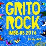 Grito Rock Imbé/RS 2016 – O litoral norte gaúcho vai GRITAR!
