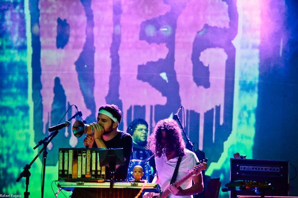 Rieg - Show Integrantes