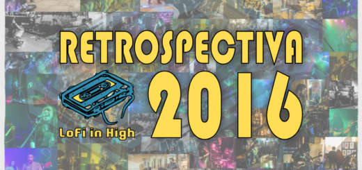 LoFi in High Records - Restrospectiva 2016